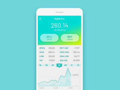 App - Finance