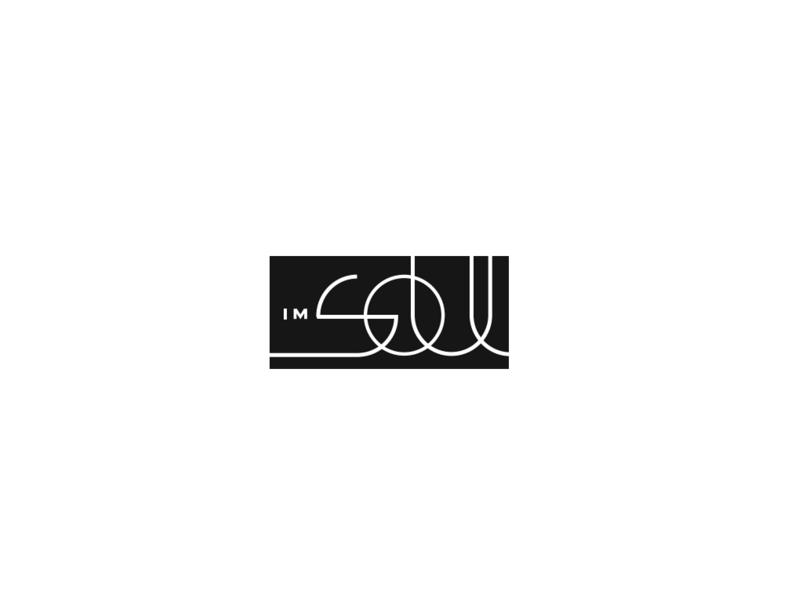 IMSoul soul identity logo badge seal