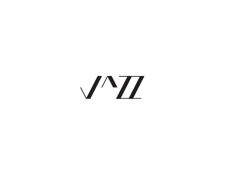 JAZZ logo lettering type typography