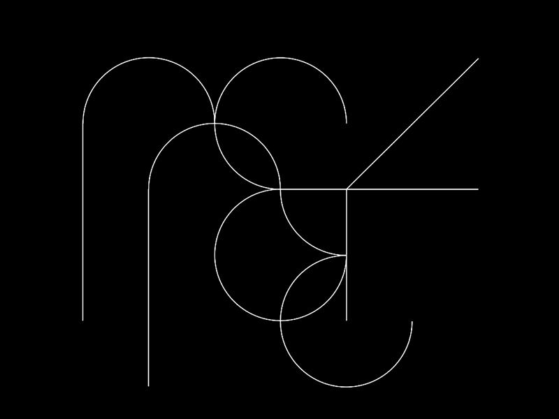 REF crazy shit symbol logo logotype experimental monogram lettering typography type