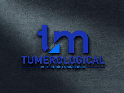 TUMEROLOGICAL LOGO animation illustrator logo clean illustration design typography graphic design branding tumerological logo tumerological logo