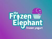 Frozen Elephant Frozen Yogurt