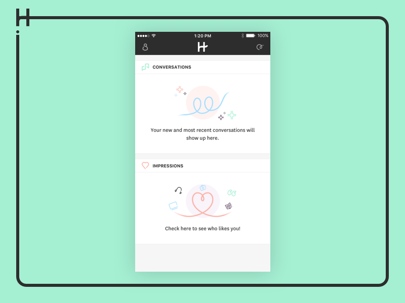 hinge dating app for ios