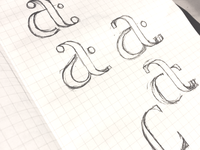 New Logo Sketches - WIP
