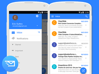ClearSlide Mail for Android