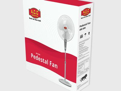 Fan packaging design