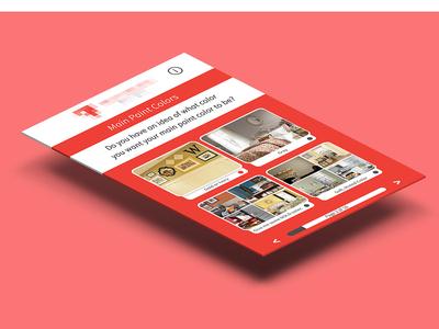 Survey Page Design
