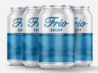 Frio Light Beer (CONCEPT)