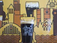 Cincy Beer City pint glasses