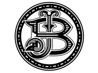 Updated James Billiter monogram