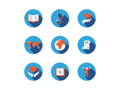 Unicef Icons