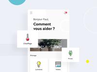 Smart Home app 📱 🏠