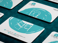 Logo and business cards concept