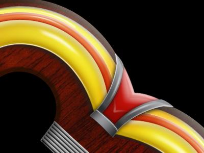 Jukebox version of a logo jukebox photoshop illustration graphic icon