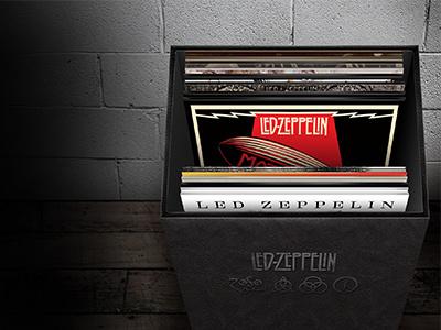 Record Box vinyl box records app music collection