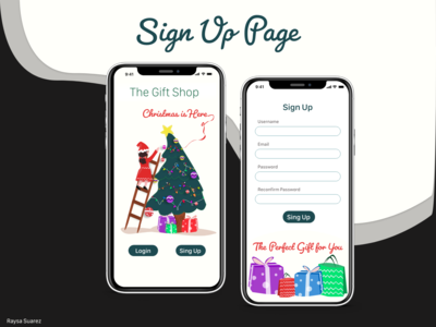 UX Challenge 1 - Sign Up Page