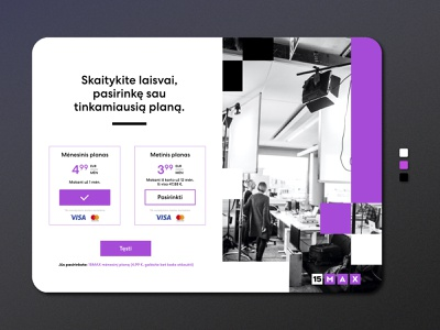 15MAX   Local News Website   Landing Page figma sketch lithuania vilnius ux clean minimal news site ux design uxui uiux uidesign ui design ui design landing page adobe xd