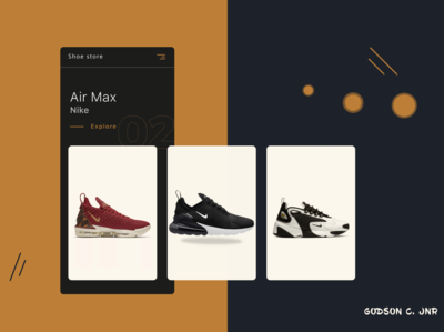 Nike Mobile Store