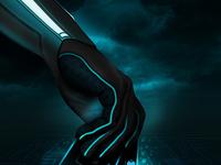Tron hand