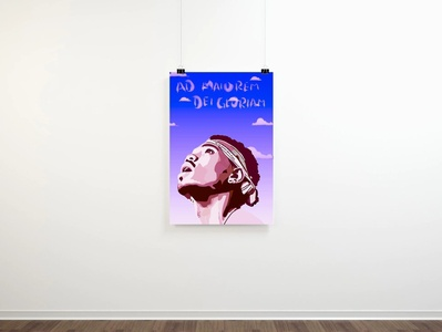 Chance the Rapper Art Poster