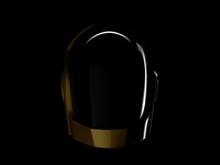 Daft Punk - 3D Model