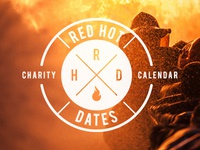 Red Hot Dates - Logo Concept 01