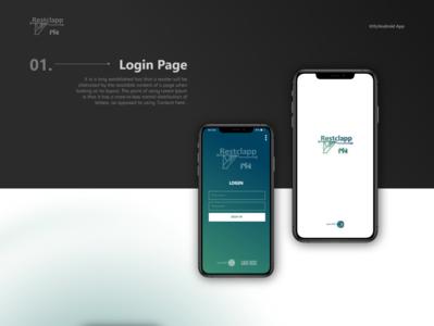 Restclapp Mobile App