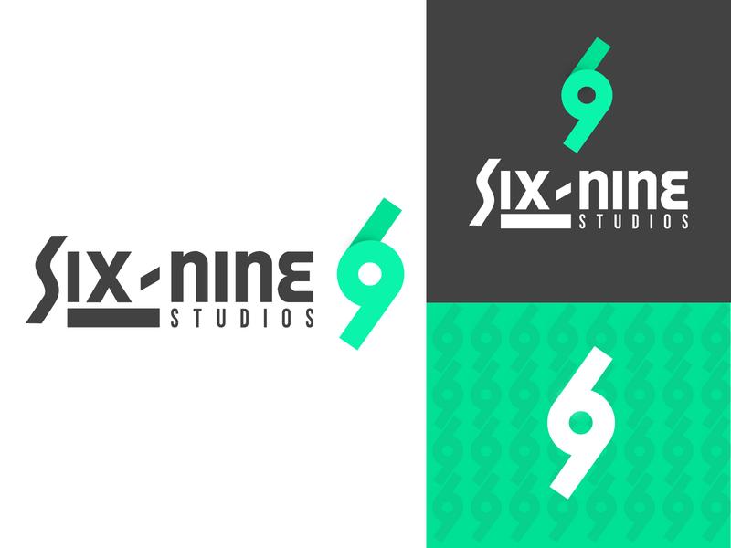 Six nine Studio logo design