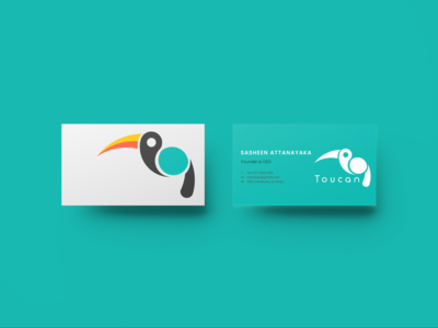identity design for toucan