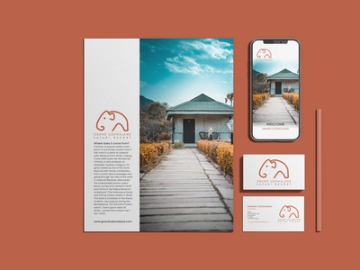 concept identity design for grand Udawalawe safari resort