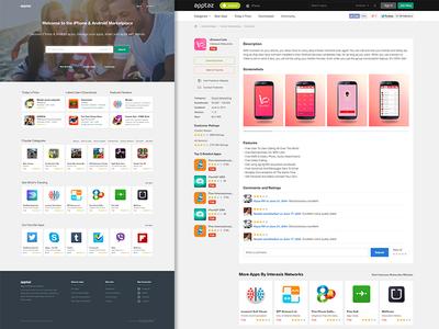 Apptaz - Product Design