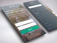 Apptaz - Mobile Web Version