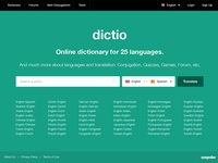 Dictio - Product Design