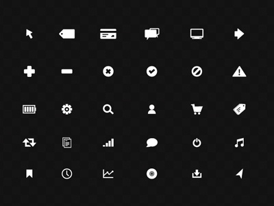 Vector Icons vectors icons web icons small icons icon vector