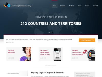 I2c website redesign