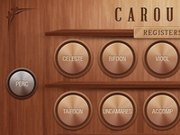 Carousel - UI Design