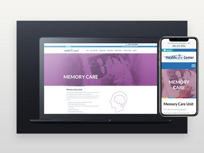 Moravian Healthcare Center Website