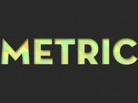 ..metric