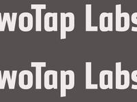 Logotype in progress