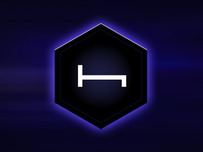Night H-Bed logo light dark