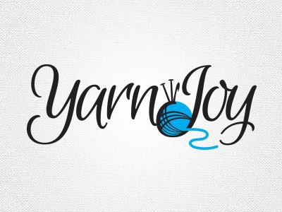 Yarn Joy yarn logo personal