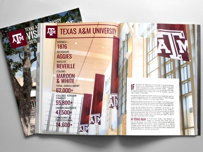 Texas A&M Visitor Guide