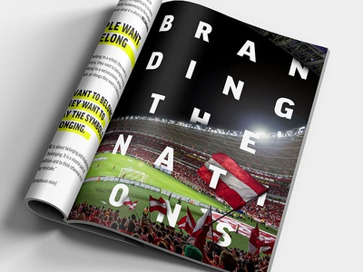 Branding The Nations Cover
