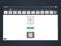 UX Flows - Online Editor