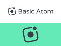 Basic Atom - Logo + Icon