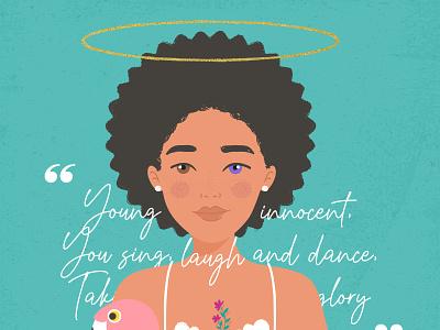 You are...! characterdesign digitalart portrait logodesigner digitalartist vectorillustrator illustration vector