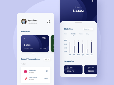 finance exploration app with minimalist uitrends uidesign ios finance app finance uiux iphone android app app ux ui minimal design