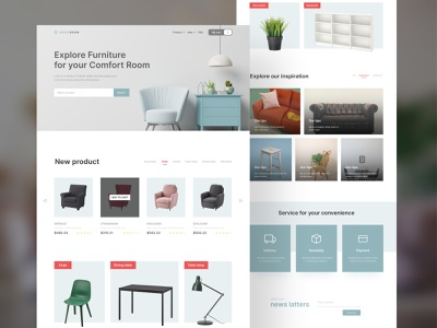 #exploration - furniture store web design uiuxdesign designer website clean ui fresh design web design furniture website furniture store furniture clean design simple design uiux uidesign ux ui design minimal