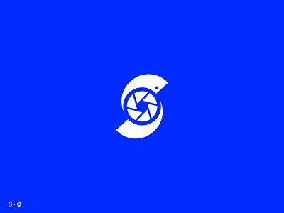 S letter logomark template company logo typogaphy identity flat design design minimal minimalist logo lettermark photpgraphy logo logotype shutter logo s logo logo design letter logo flat logo typography vector branding
