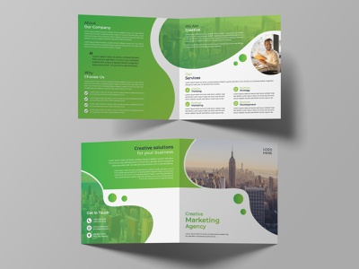Bi-fold Square Brochure Design modern brochure creative brochure company brochure company branding print design template corporate brochure corporate brochure design business brochure design business brochure square brochure bi-fold square brochure bi-fold brochure brochure design branding illustration vector design